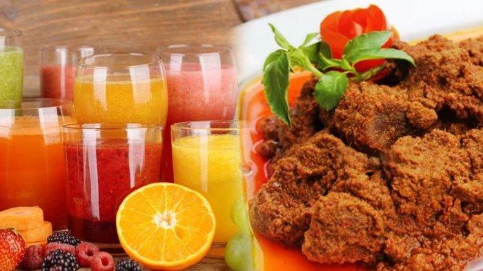 Takut Kolesterol Naik karena Kebanyakan Makan Daging Kurban Idul Adha? 8 Pilihan Jus Ini Jadi Solusi