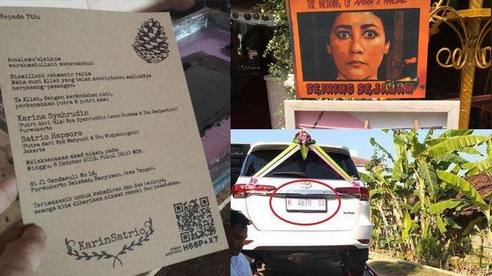 9 Pernikahan Viral Tahun 2019: Biaya Nikah Cuma 1 Juta, Mahar Fantastis, Hingga Pajang Foto Suzzana