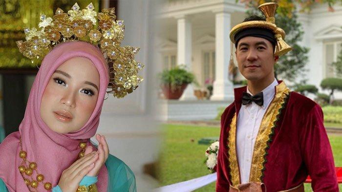 Ikut Upacara Kemerdekaan di Istana Negara, Berikut Gaya Daniel Mananta Hingga Chacha Frederica