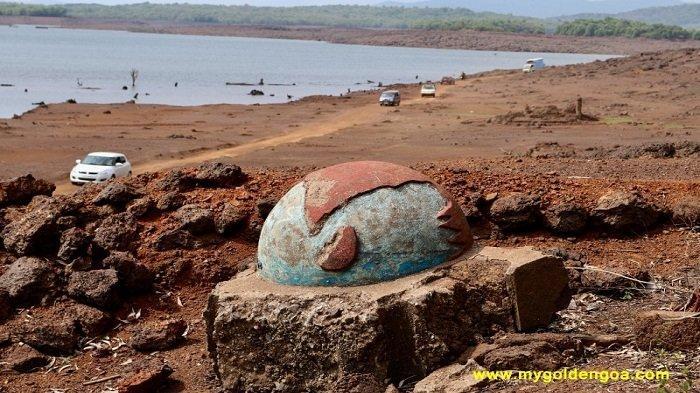 Desa Ini Kembali Muncul ke Permukaan Hanya Satu Bulan Dalam Satu Tahun, Kisah Atlantis dari India