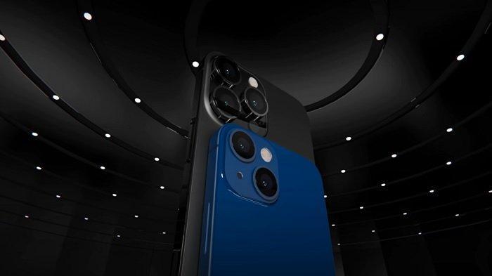 DESAIN Anyar Kamera Apple iPhone 13, Upgrade Sensor & Berbeda dari iPhone 12, Simak Penjelasannya