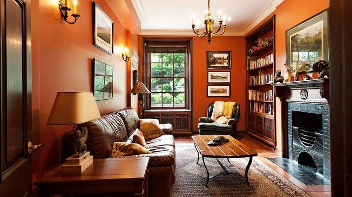 CARA Menggunakan Warna Oranye dalam Feng Shui di Rumah, Warna Alternatif untuk Keindahan Ruangan