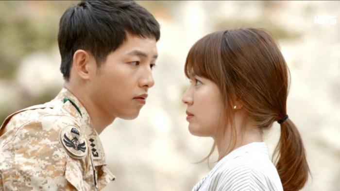 4 Fakta Dibalik Drakor Descendants of The Sun yang Dibintangi Song Joong Ki dan Song Hye Kyo