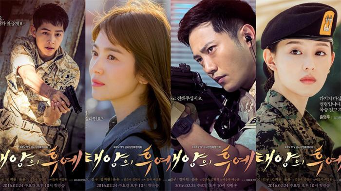 Drama Korea Descendants of The Sun