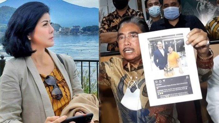 TAK TERIMA Fotonya & Pengusaha Muda Dibuka Hotma Sitompul, Ibu Bams Lapor Polisi, Dikawal Bodyguard