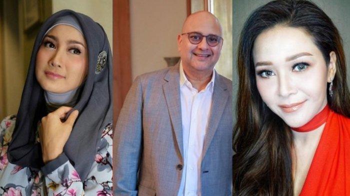 POPULER Tak Silaturahim Lagi dengan Irwan Mussry, Desy Ratnasari: Punya Kehidupan Pribadi Sendiri
