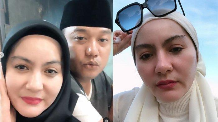 CANTIKNYA Dewi Keke Istri Kedua Aziz Gagap, Disebut Mirip Nia Daniaty, Ini Profesi Menterengnya