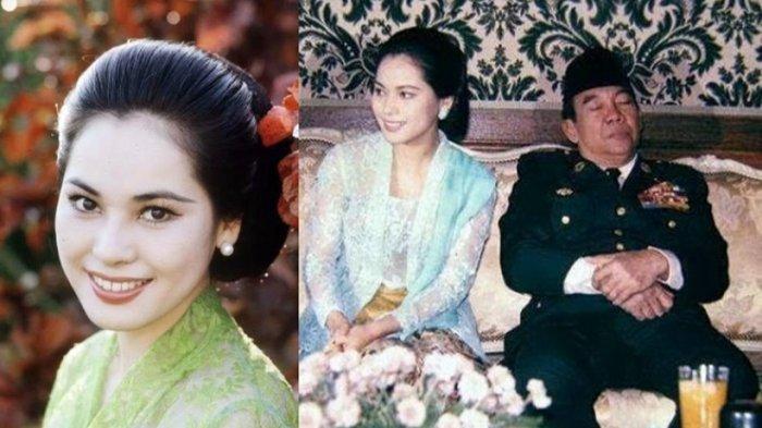 Dewi Soekarno muda