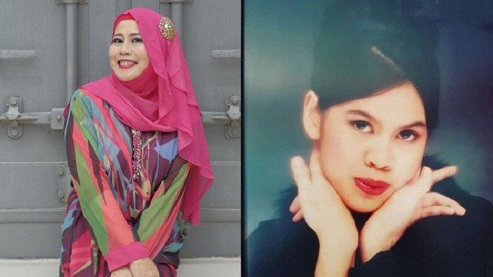 Pandangi Makam Putrinya, Dewi Yull Ungkap Kerinduannya yang Hampir 10 Kali Ramadhan Tak Berkumpul