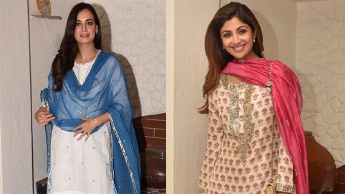 Ikut Merayakan Lebaran, Begini Gaya Fashion Sederet Aktris Bollywood, Tampak Cantik dan Anggun