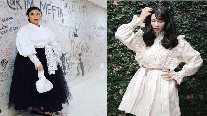 Berdandan Ala Putri Kerajaan Korea, Dian Sastro Dapat Komen Mengejutkan dari Najwa Shihab