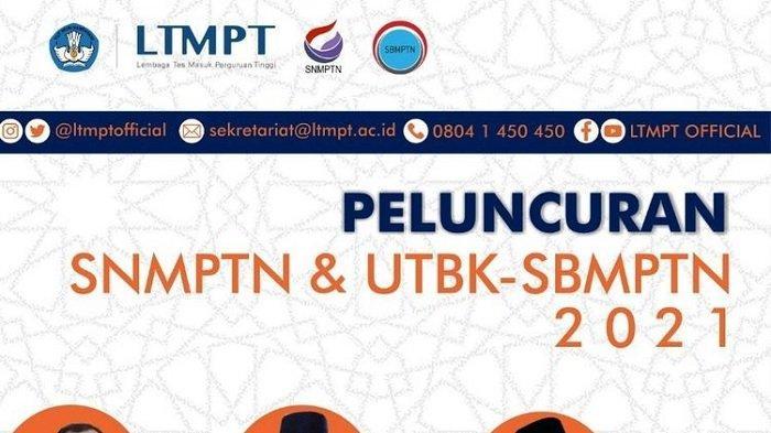 SIMAK 7 Tahapan Pendaftara SNMPTN 2021, Login di snmptn.ltmpt.ac.id, Ini Syarat-syaratnya