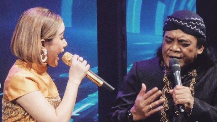 Cita Citata Muncul di Konser Konangan Didi Kempot, Berhasil Ambyarkan Sad Boys dan Sad Girls