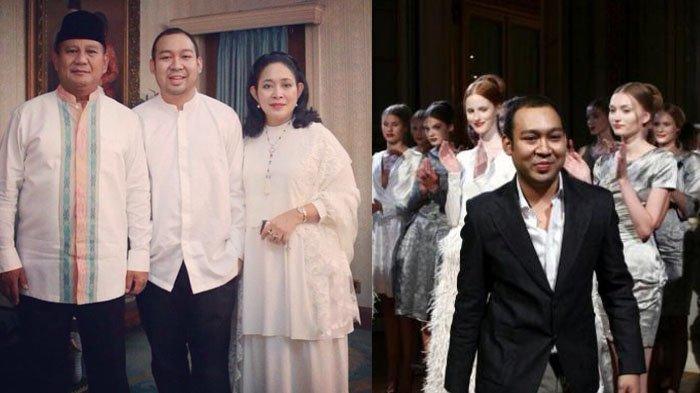 5 Fakta Didit Hediprasetyo, Putra Tunggal Prabowo, Satu-satunya Desainer Indonesia yang Diakui Vogue