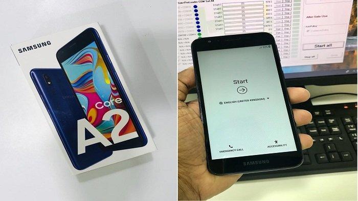 Dijual Hari Ini Via Flash Sale, Simak Spesifikasi Samsung Galaxy A2 Core, Murah dengan Android Go