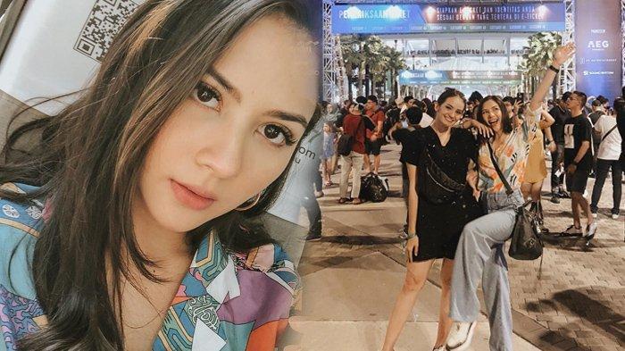 Dikritik Karena Tak Pakai Helm dan Bonceng Bertiga, Jessica Mila Beri Klarifikasi
