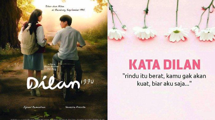 8 Meme 'Rindu Itu Berat' dalam Film Dilan Bikin Ngakak Parah, Kena Banget!