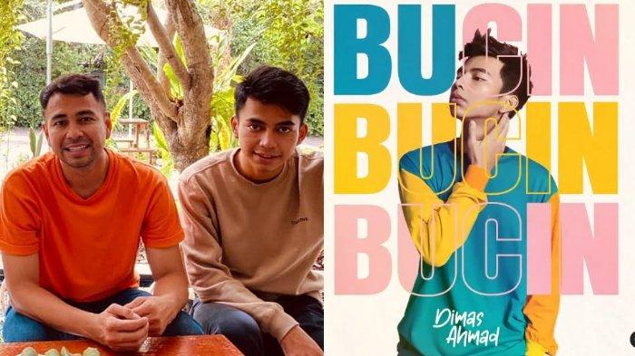 Dimas 'Ahmad' Ramadhan rilis single Bucin
