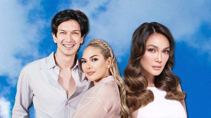 DIPELUK Nikita Mirzani, Dimas Beck Bilang Begini Soal Hubungannya dengan Luna Maya