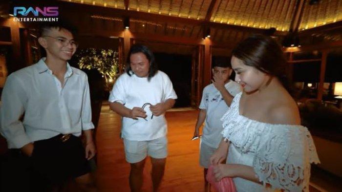 Reaksi Nagita Slavina Ditanya Kemungkinan Naksir Dimas Si Raffi Ahmad KW: 'Gue Udah Punya Suami'