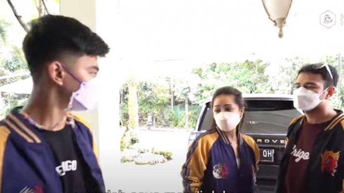 KELAKUAN Dimas Depan Klien Buat Raffi Ahmad Ngamuk, Nagita Kena Imbasnya: Lo Jangan Malu-maluin!