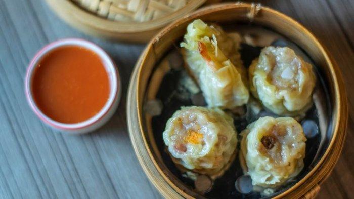 POPULER 3 Resep Membuat Dimsum Ayam, Jamur & Udang Paling Enak, Camilan Gampang Dimasak di Rumah!