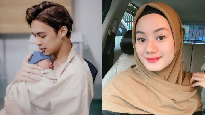 Ogah Pakai Jasa Baby Sitter, Dinda Hauw Ingin Urus Sang Anak Sendiri, Istri Rey Mbayang: Usaha Dulu