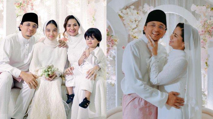Dinikahi Engku Emran, Noor Nabila perlihatkan formasi keluarga barunya
