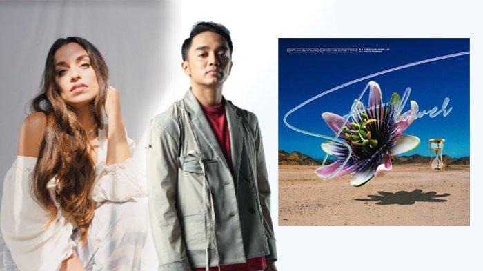 Dipha Barus Rilis Single Terbaru Bertajuk Flower, Gandeng Musisi Amerika-Kolombia, Jackie Castro
