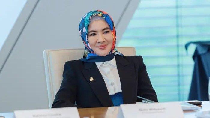 Direktur Utama Pertamina, Nicke Widyawati.