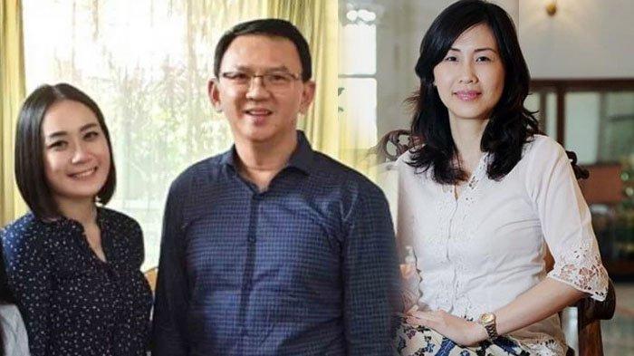 Jelang Pernikahan Ahok dan Puput Nastiti, Ternyata Begini Makna Veronica Tan Memilih Bersikap Diam