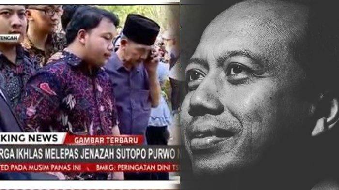 Reaksi Putra Sulung Sutopo Purwo Nugroho Tahu Najwa Shihab Kabulkan Permintaan Terakhir Sang Ayah