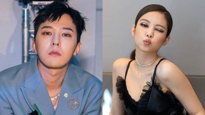 Jennie BLACKPINK dan G-Dragon BIGBANG Dikabarkan Pacaran, Ini Kata YG Entertainment