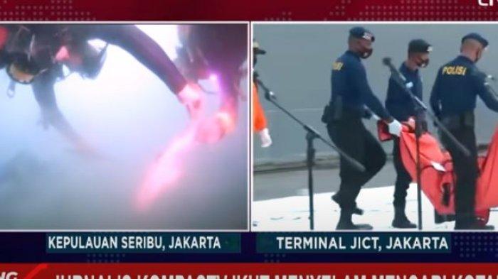 LEBIH TRAGIS dari Kisah Lion Air, Relawan Sriwijaya Air Kelu Ditanya 'Bagaimana Jenazah Keluargaku'