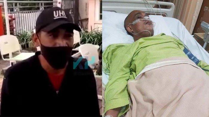 Terkuak Penyebab Bang Sapri Dirawat di ICU, Sang Adik Ungkap Kondisi Terkini: Masih Sering Linglung