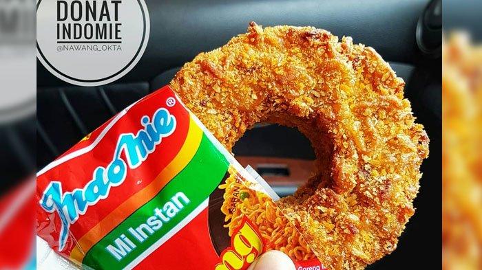Resep Mi Goreng Donat yang Lagi Viral, Ternyata Gampang Banget Bikinnya!
