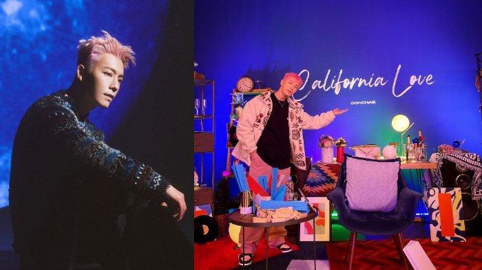 Ulang Tahun ke-35, Intip 5 Potret Donghae Super Junior Baru Saja Rilis Single California Love