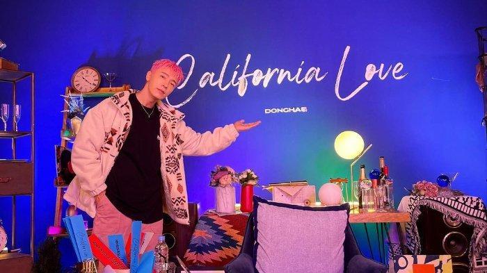 Donghae Super Junior rilis California Love dua hari sebelum berulang tahun