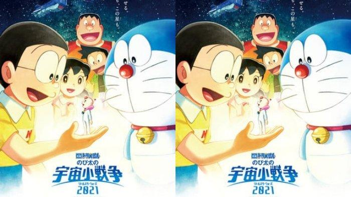 Imbas Pandemi, Penayangan Film Anime Doraemon: Nobita's Little 'Star Wars' 2021 Ditunda Lagi