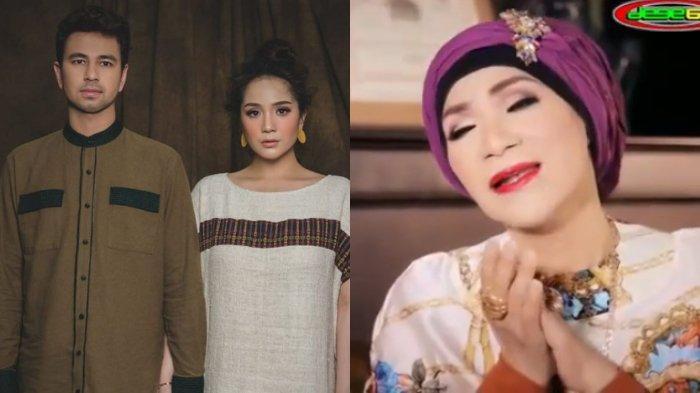 Kesampaian Jadi Sopir, Dorce Gamalama Rilis Lagu Khusus Raffi Ahmad, Suami Gigi: Gue Tidur Difotoin