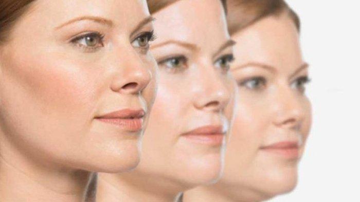 5 Bahan Alami ini Bisa Hilangkan Double Chin, Biar Wajah Makin Kelihatan Tirus