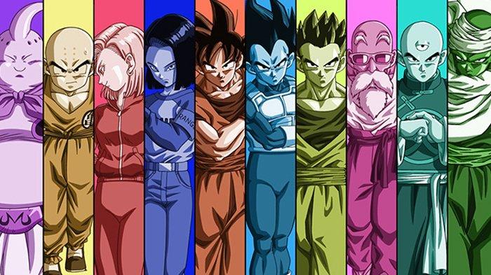 Link Nonton Anime Dragon Ball Super Full Episode Subtitle Indonesia, Gratis dan Legal di Viu