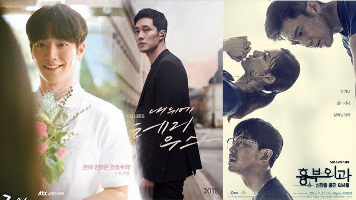 4 Drama Korea yang Tayang di Akhir September 2018, Dibintangi So Ji Sub Hingga Seo Kang Joon!
