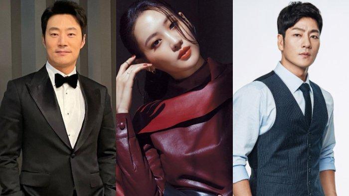 Sinopsis & Daftar Pemain Drakor Chimera, Drama Thriller Terbaru Park Hae Soo Setelah Squid Game