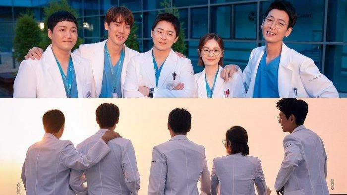 Drama Hospital Playlist 2 Tamat, Jo Jung Suk, Jeon Mi Do, dan Ketiga Pemain Ucapkan Selamat Tinggal