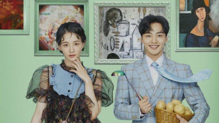 Sinopsis & Daftar Pemain Drakor Dali and the Cocky Prince, Dibintangi Park Gyu Young dan Kim Min Jae