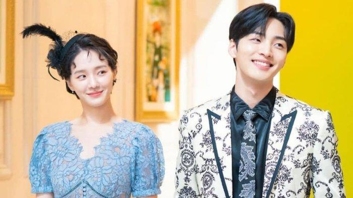 Cuplikan drama Korea Dali and Cocky Prince