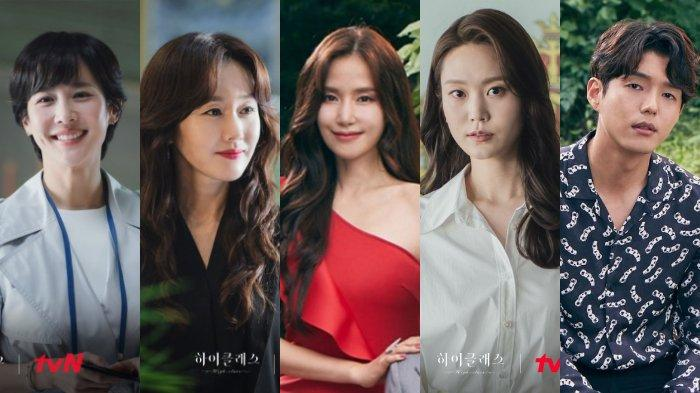 Profil Lengkap Kelima Pemeran Utama Drakor High Class, Cho Yeo Jeong, Kim Ji Soo hingga Ha Joon