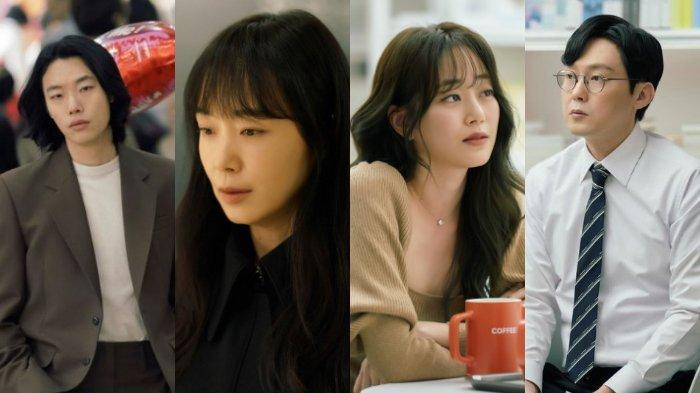 Profil Pemeran Utama Drama Korea Lost, Ryu Jun Yeol, Jeon Do Yeon, Park Byung Eun dan Kim Hyo Jin