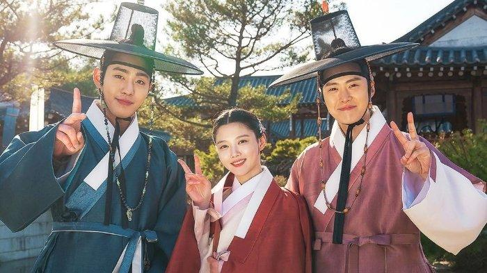Drama Korea Lovers of the Red Sky episode 7 dan 8 tidak tayang pekan ini